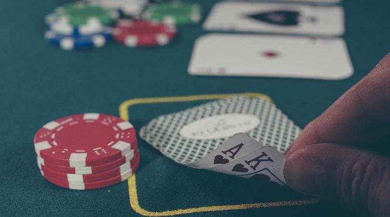 """""""Life's poker, not chess"""""""